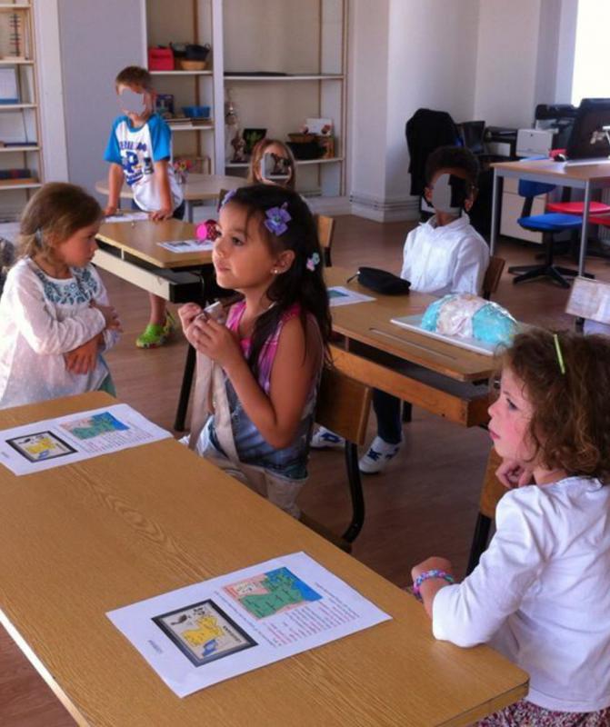 Ecole bilingue 1