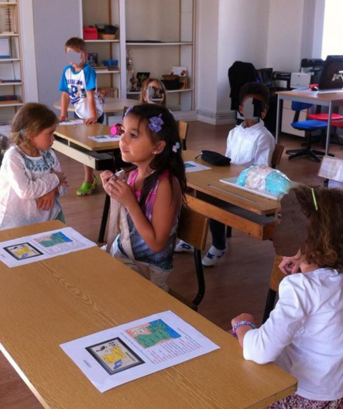 Ecole bilingue primaire